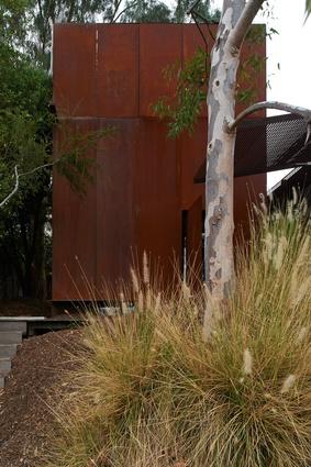 Kew Studio by Sean Godsell Architects.