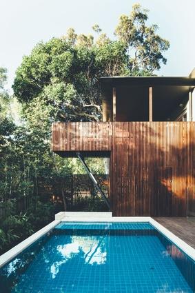 Sunday House by Teeland Architects.