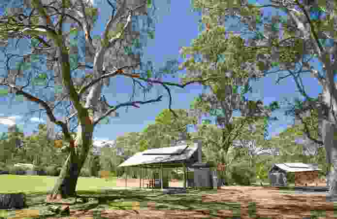 Urban Design: Belair National Park Redevelopment by Shannon Architects.