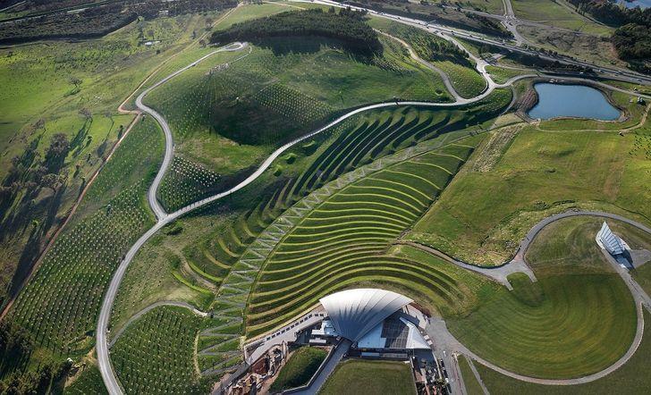 2014 National Landscape Architecture Awards Architectureau
