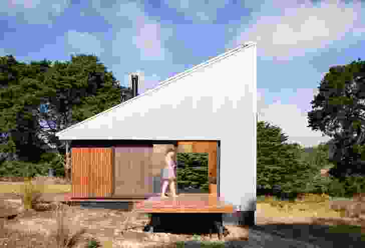 Bruny Island Hideaway by Maguire + Devine Architects.