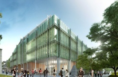 Hassell-designed building to transform Melbourne University's Parkville campus