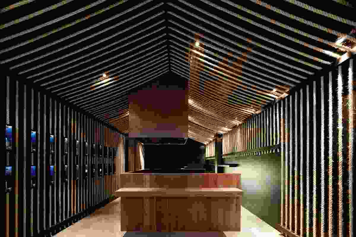 2008 Hospitality Design Award: Maedaya Bar by Architects EAT.