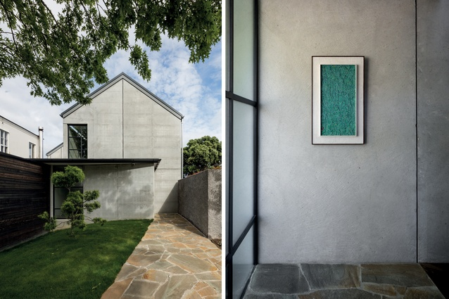 Ponsonby House, Auckland by Ross Brown.