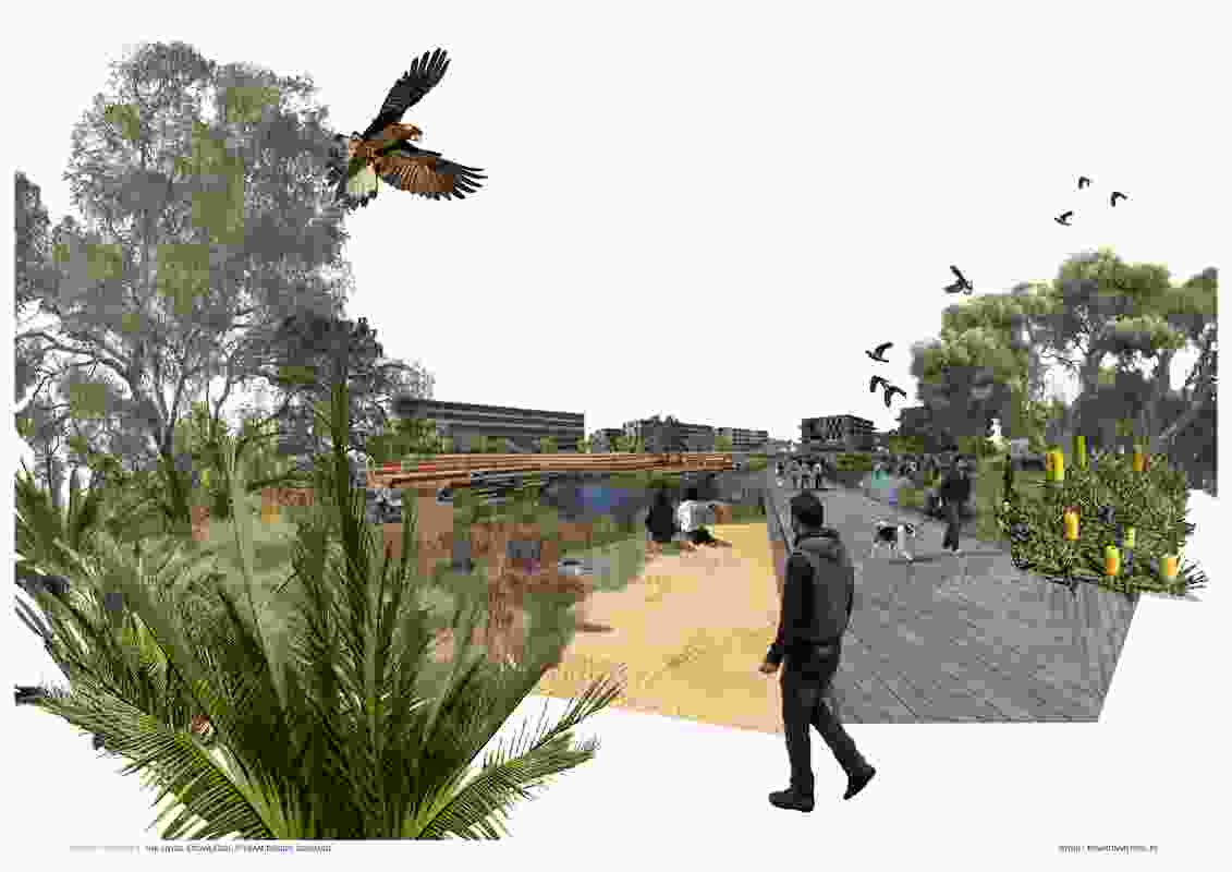 The Living Knowledge Stream Design Guidance for Curtin University – Syrinx Environmental, Sync7, Dr Noel Nannup.