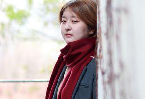 Former senior editor at Landscape Architecture Korea, Jeoungeun Kim.
