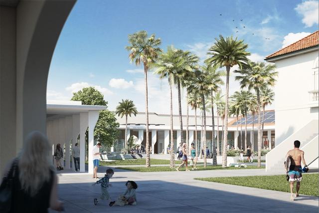 Tonkin Zulaikha Greer's Bondi Pavilion revamp to be axed