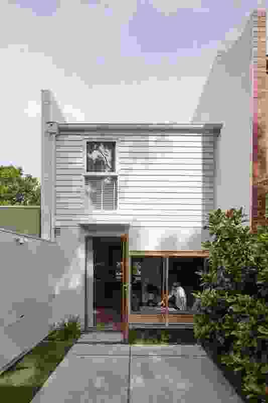 Melrose Terrace by Dan Gayfer Design.