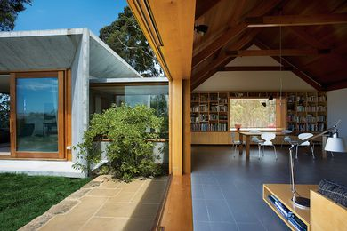 The Trial Bay House by James Jones and HBV Architects.