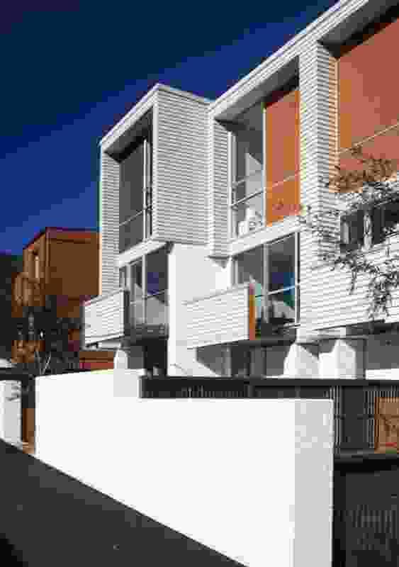 Housing - Multi Unit category finalist: Altair, Wellington by Architecture+.