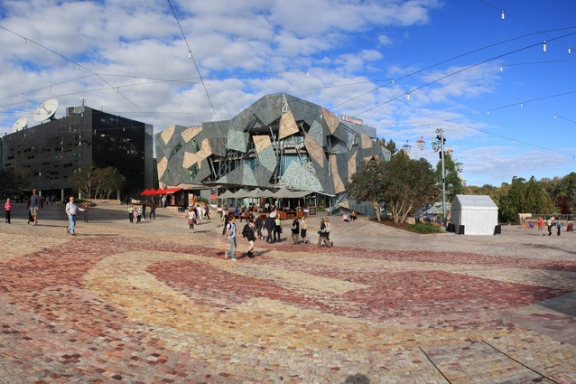 Federation Square can be an unsafe place for gender nonconforming people.