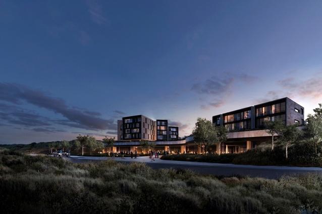 The Harbord Diggers Club by Architectus, CHROFI and JMD Design.