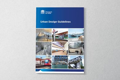 Transport for New South Wales Urban Design Guidelines.