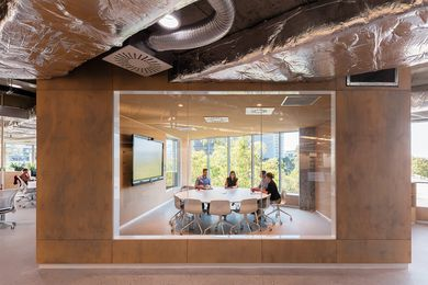 Frasers Property Australia Head Office by BVN.