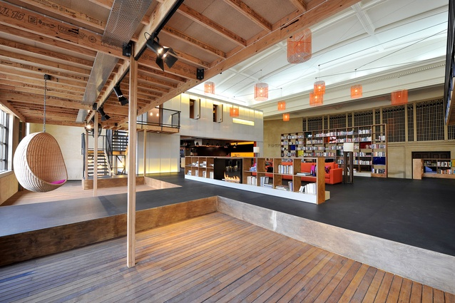 Interior Architecture Award – Inner House by Bates Smart.