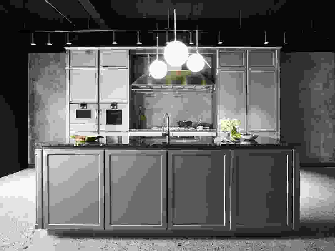Frame kitchen by Snaidero.