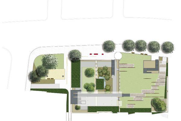Paddington Reservoir Gardens.