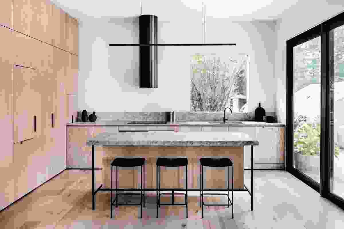 Merricks Guest House by Studio Esteta.