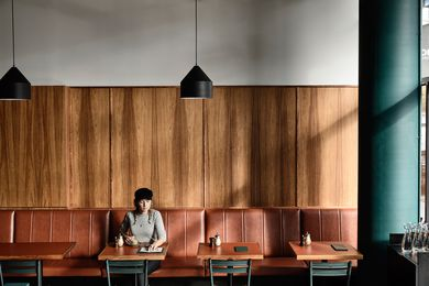 A Cafe Called John by Terroir Architects.