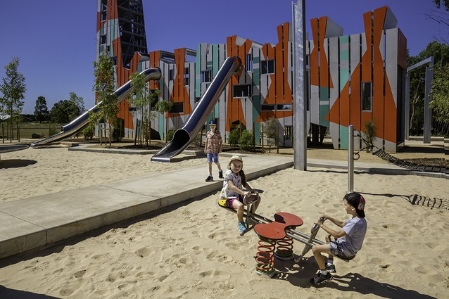 Bungarribee Park by JMD Design