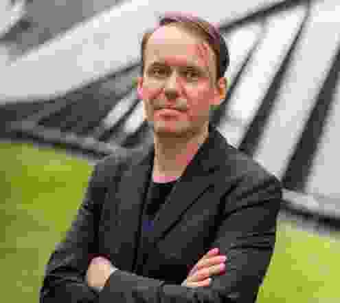 Rory Hyde加入墨尔本设计学院