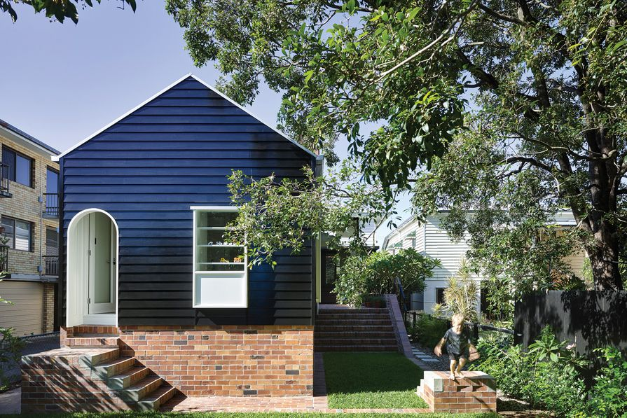 West End Cottage by Vokes and Peters.