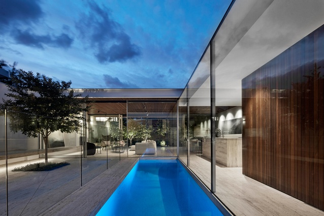 Nolan House by Coy Yiontis Architects.