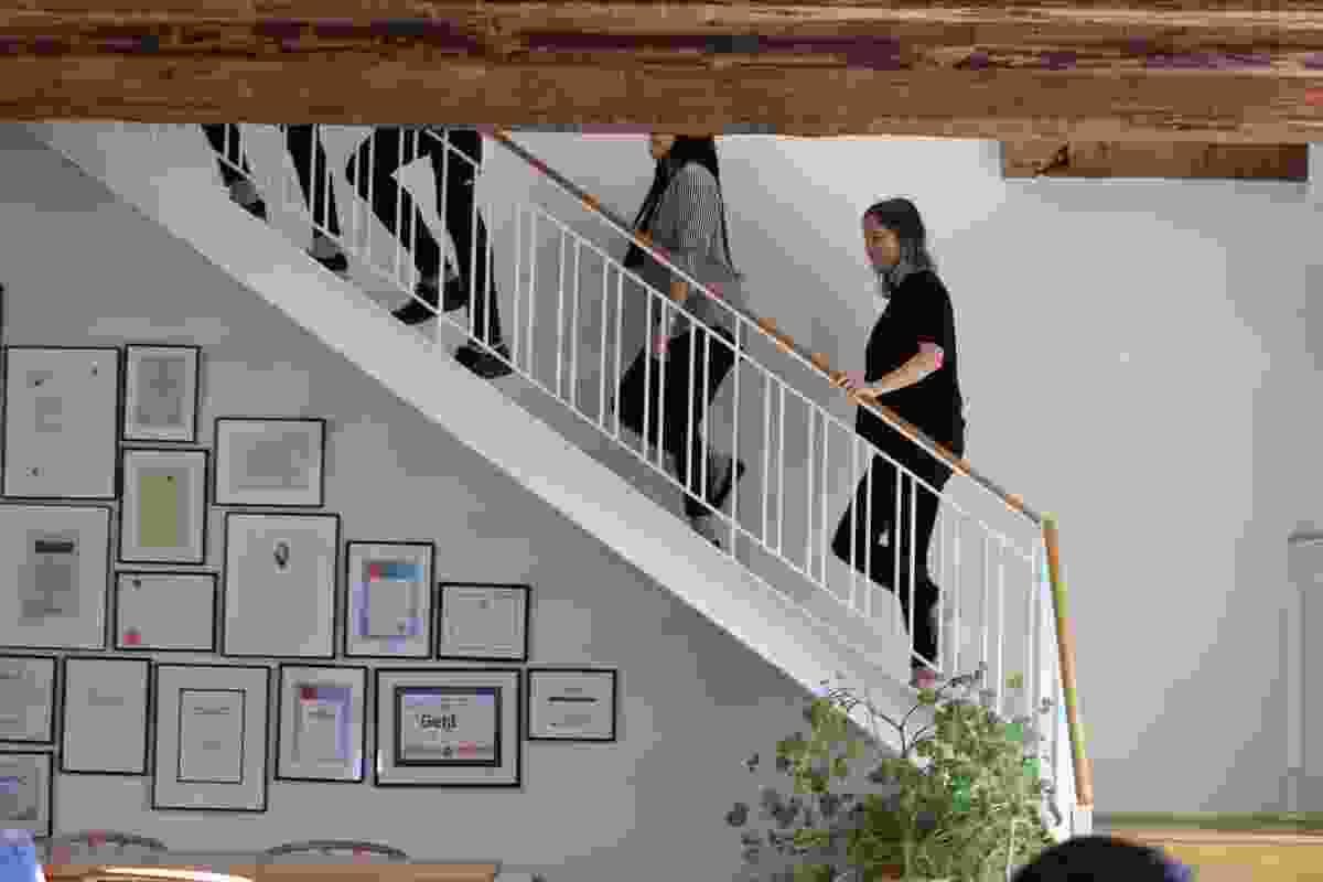The studio of Gehl Architects.