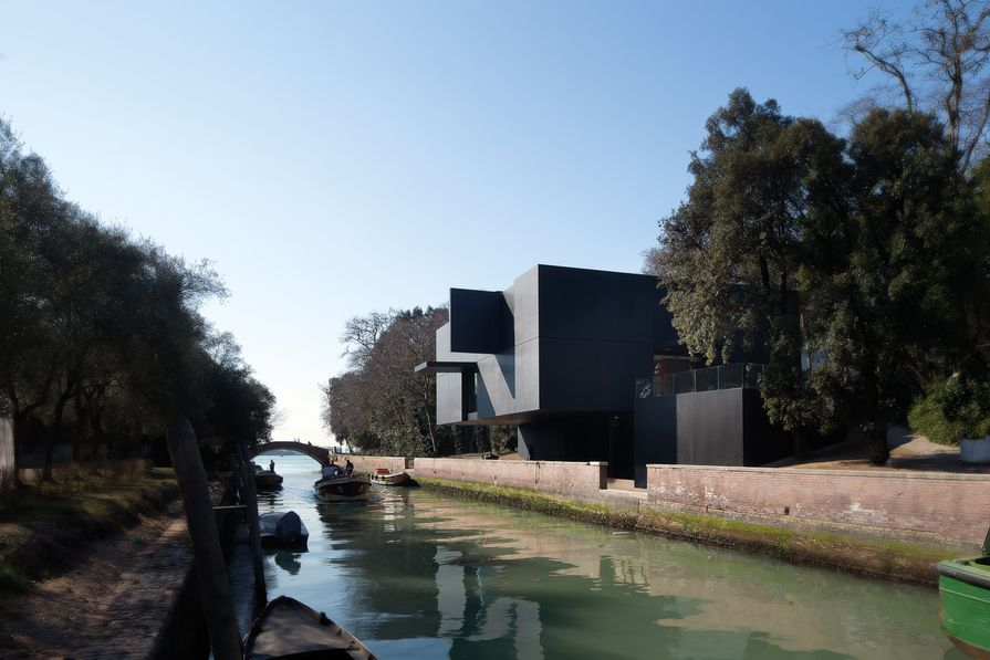 International Chapter Award winner for Public Architecture: Australian Pavilion, Venice ­­by Denton Corker Marshall.