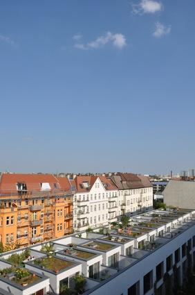 Big Yard by Zanderroth Architekten.