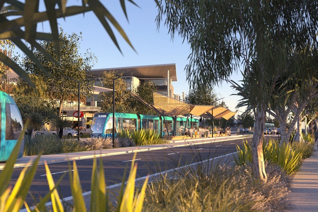 Sunshine Coast Light Rail Shaping Our Future – Hassell