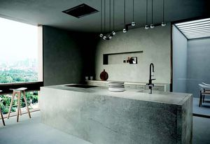 Dekton by Cosentino, Industrial Collection - Soke lifestyle.