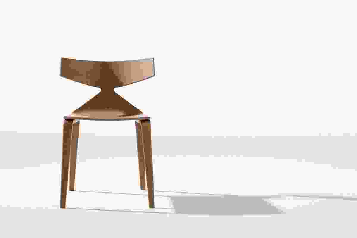 Saya chair by Lievore Altherr Molina for Arper.