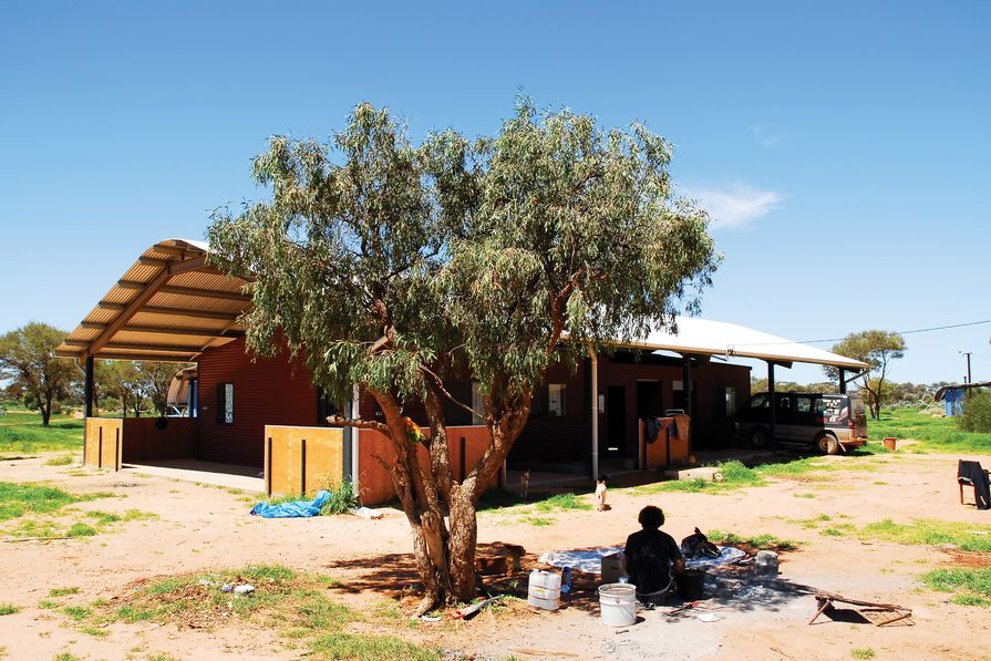 Tjuntjuntjara community housing by Iredale Pedersen Hook demonstrates the value of extended consultation and a clear understanding of the overlapping factors influencing remote Aboriginal housing.