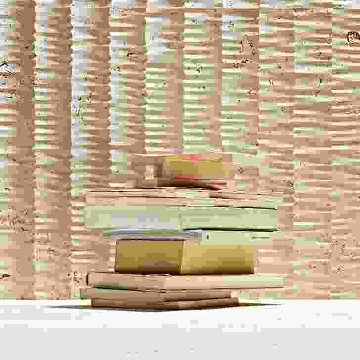Lithos Design wall tiles.