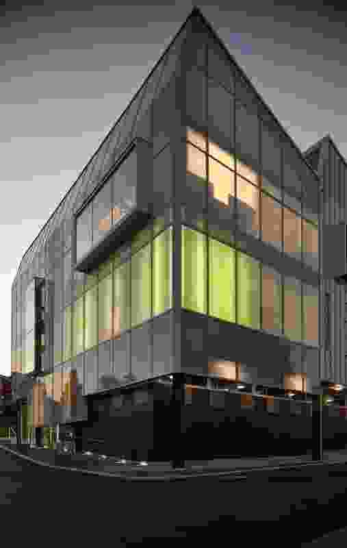 Public Architecture winner: Kathleen Kilgour Centre by Wingate + Farquhar.