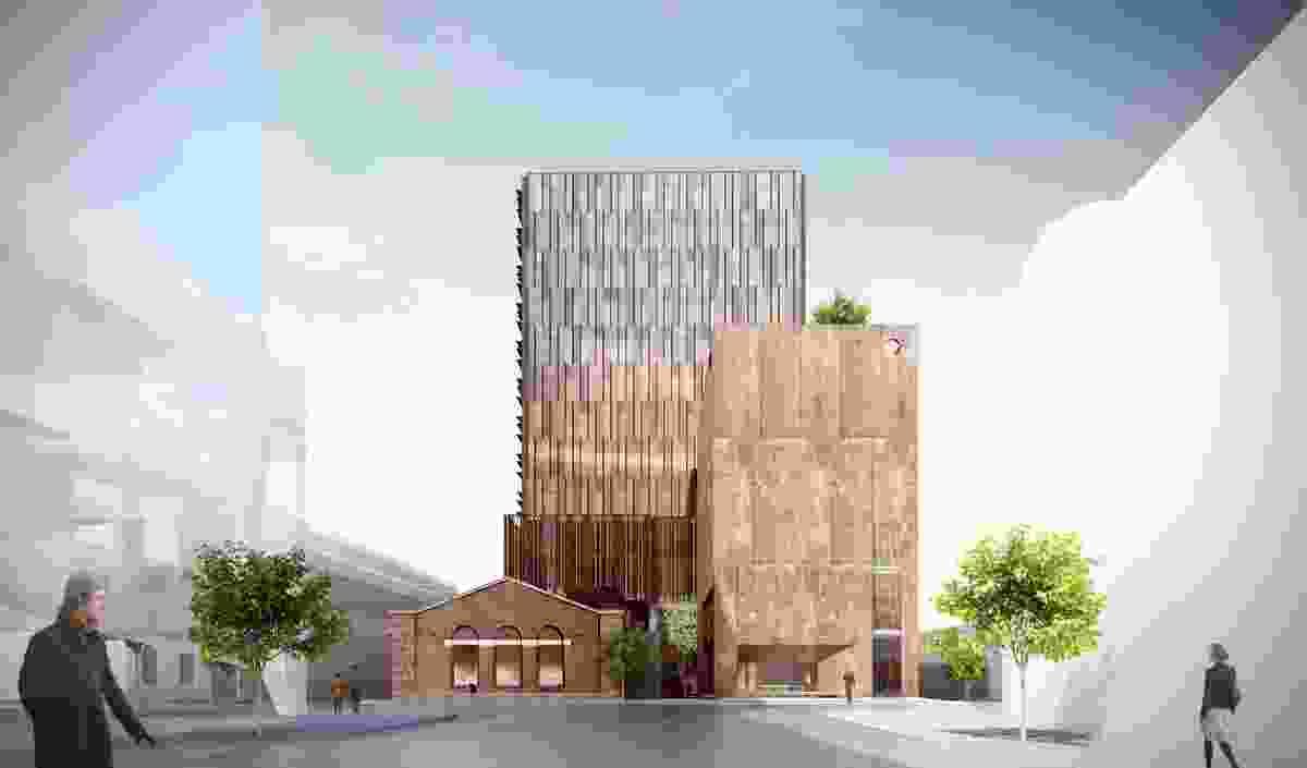 Northumberland by John Wardle Architects.
