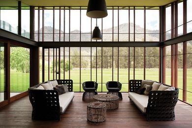 The House of the Year: House in Country NSW by Virginia Kerridge Architect.