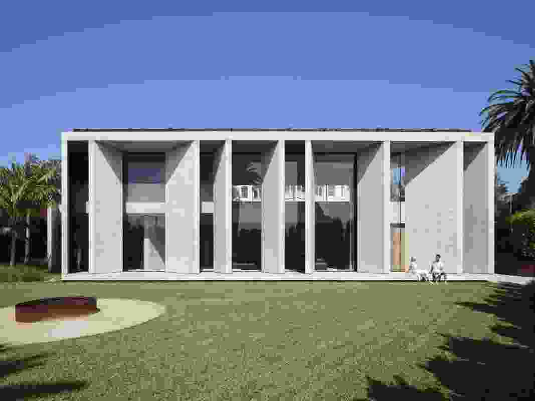 Mandolong House by Smart Design Studio.