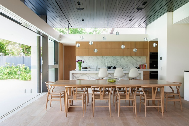 Mosman House – TKD Architects Brighton House – Büro.