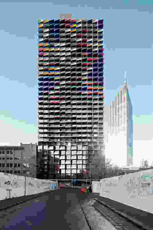 A'Beckett Tower – Elenberg Fraser.