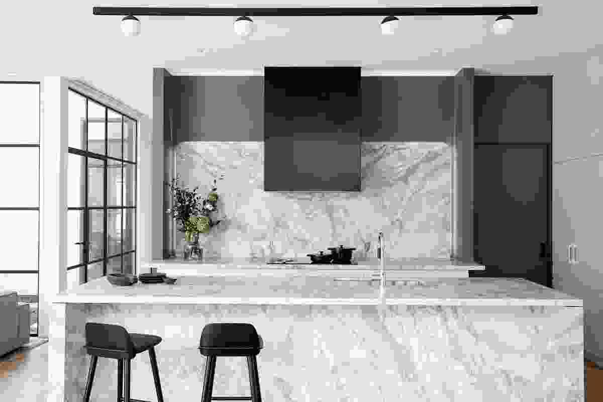 SAR Residence by Mim Design.