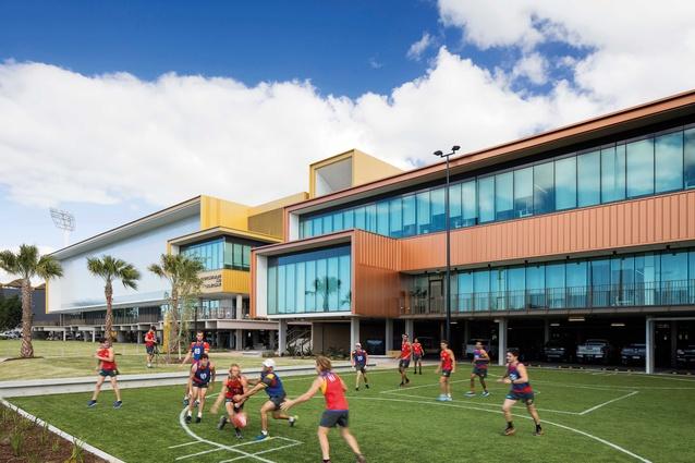 Gold Coast Sports Precinct by BVN.