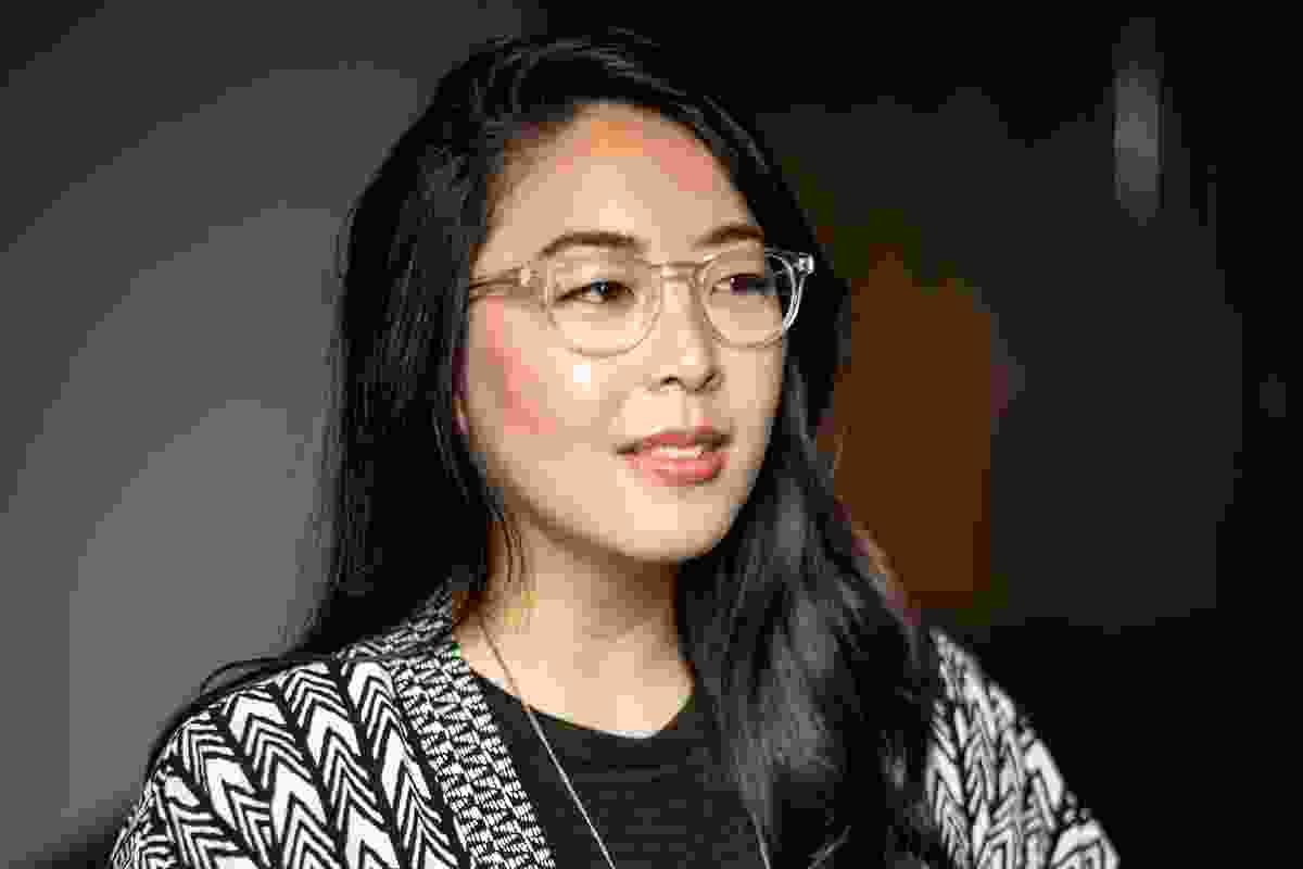 Christina Na-Heon Cho.