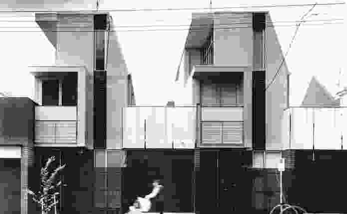 Napier Street Housing (2001).