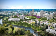 Architects' and landscape architects' institutes jointly oppose subdivision of heritage site in Parramatta