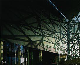 Entry to NGV Australia through the Atrium. Image: Peter Clarke.
