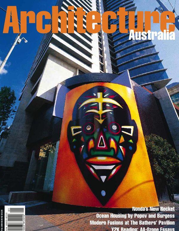Architecture Australia, January 2000