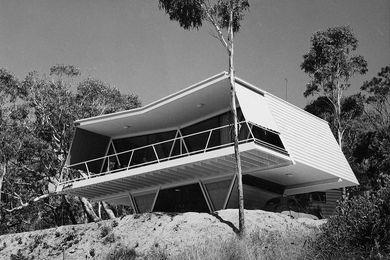 Larrakeyah, McCraith House, Dromana, 1955.