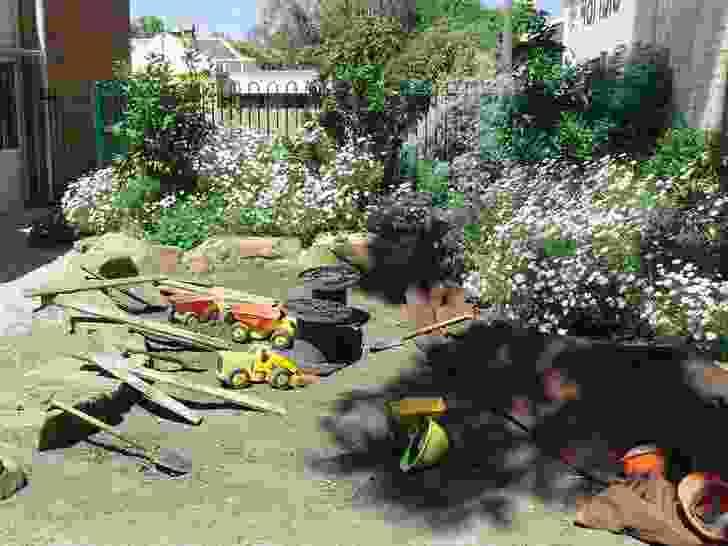 Learn –  Isabel Henderson Kindergarten by Jeavons Landscape Architects